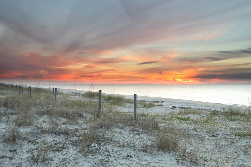 Sunrise...St George Island FL